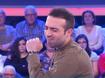 ¿Caerías por la trampilla? Pablo Alborán a Estopa en esta 'Palabra gallina' de '¡Ahora caigo!'