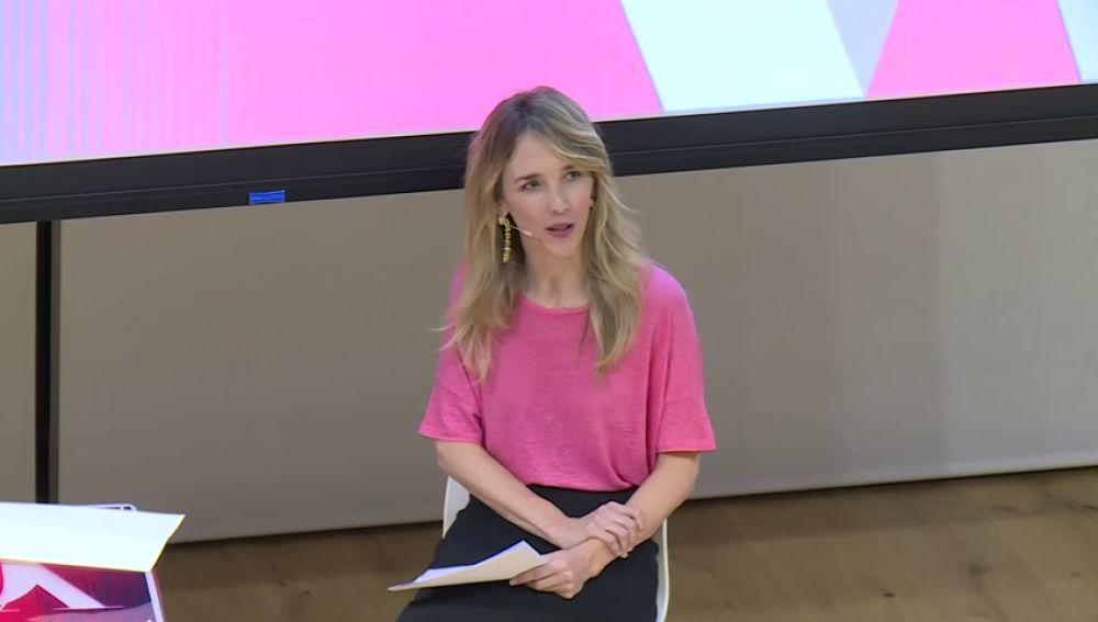 """Cayetana Álvarez de Toledo: """"Lo mandaría a dormir al sofá si mi marido sale a defenderme como Iglesias a Montero"""""""