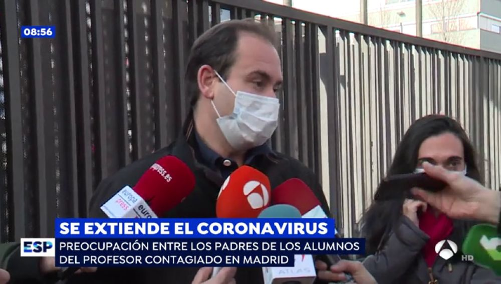 Se extiende el coronavirus