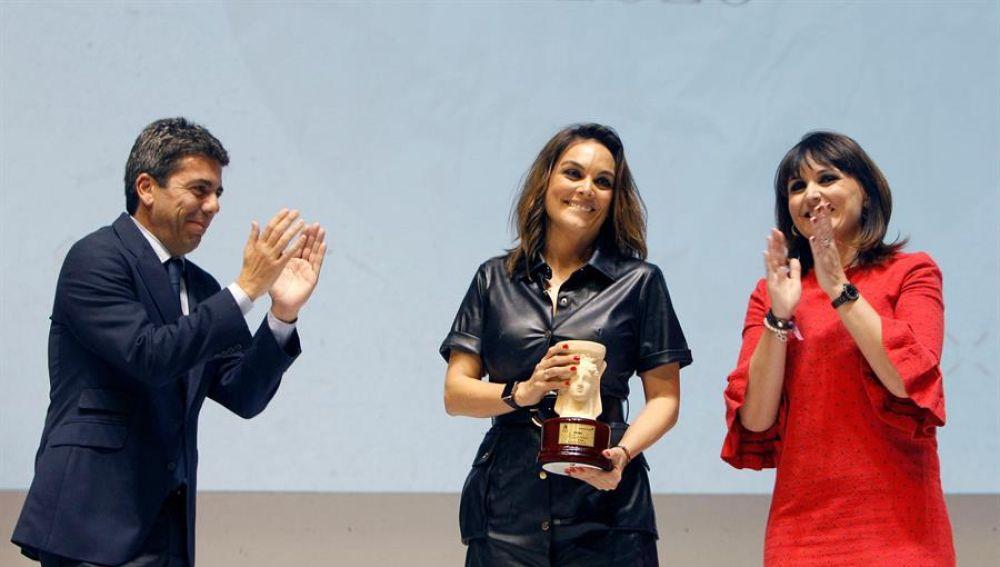 Mónica Carrillo gana el Premio Azorín