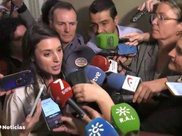 """Irene Montero responde a Cayetana Álvarez de Toledo: """"No le han enseñado educación ni respeto"""""""