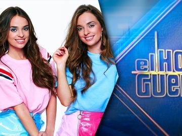 El miércoles, la primera visita del dúo Twin Melody a 'El Hormiguero 3.0'