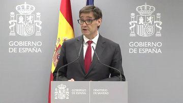 """Salvador Illa, ministro de Sanidad: """"España puede contener el virus"""""""