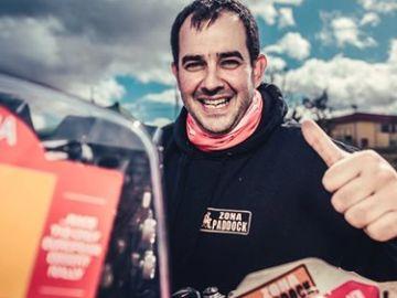 Muere el piloto español Alberto Martínez durante un rally
