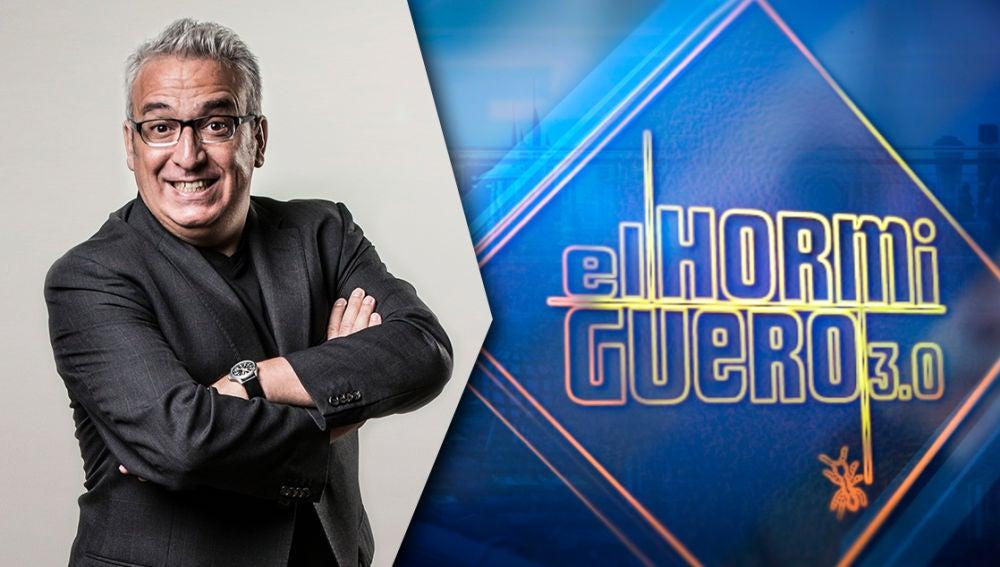 El lunes, comienza la semana con buen humor con Leo Harlem en 'El Hormiguero 3.0'