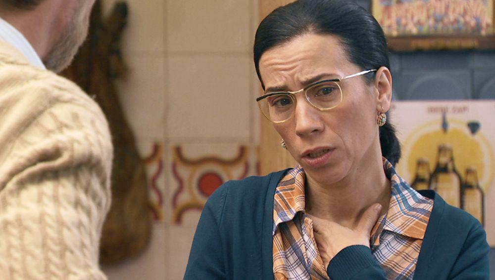 La preocupación de Manolita tras saber la vinculación de Marisol con las drogas
