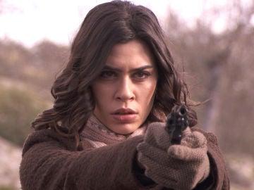 Avance 'El secreto de Puente Viejo': Alicia, a punta de pistola por un tema personal