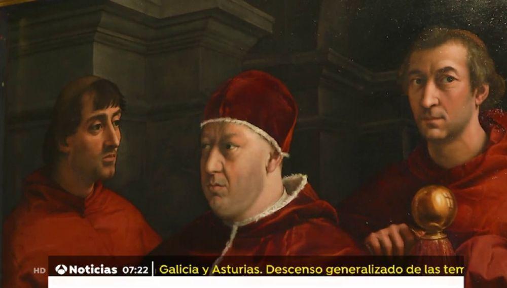 Obras de Rafael.