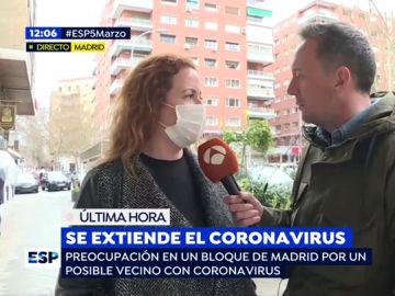 Se extiende el coronavirus.