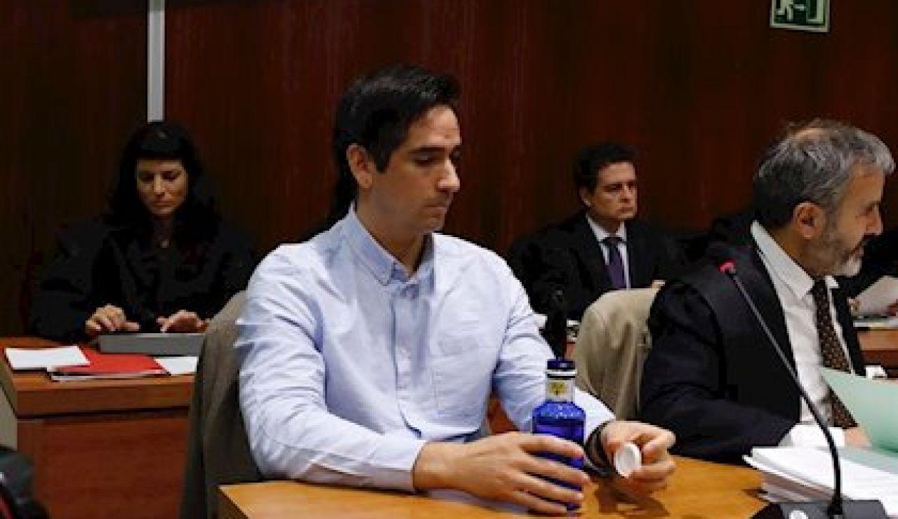 El condenado, Rodrigo Lanza.