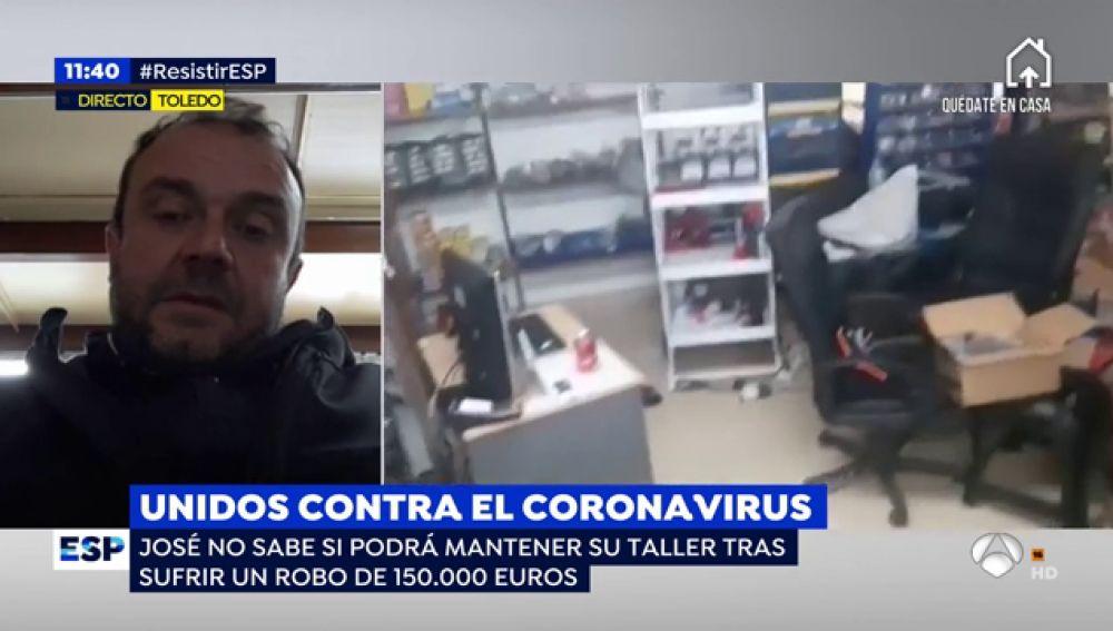 Crisis del coronavirus.