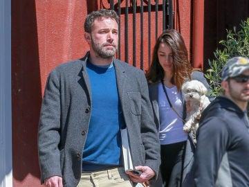 Ben Affleck y Ana ded Armas por las calles de Los Ángeles