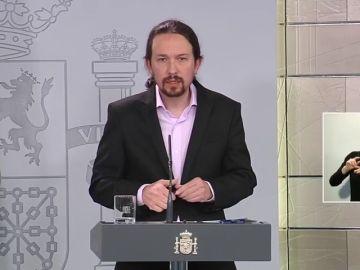 """Pablo Iglesias apoya la cacerolada contra Juan Carlos I como gesto de """"indignación"""""""