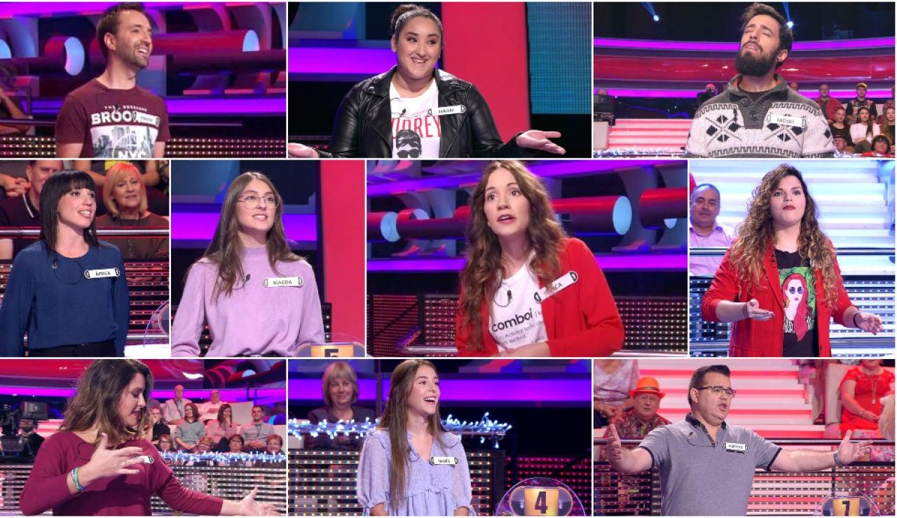 ¡Cuánto talento! 10 concursantes de '¡Ahora caigo!' que deberían presentarse a 'La Voz'