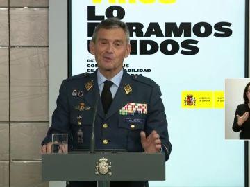 """El JEMAD agradece la empatía de los militares """"Iván y Efrén"""" que ayudaron a una anciana con la compra"""