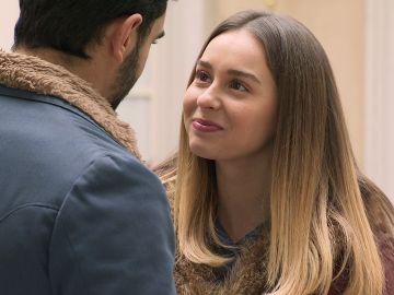 Luisita intenta seguir ilusionándose con Sebas tras una divertida cita