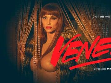 Cartel oficial 'Veneno'