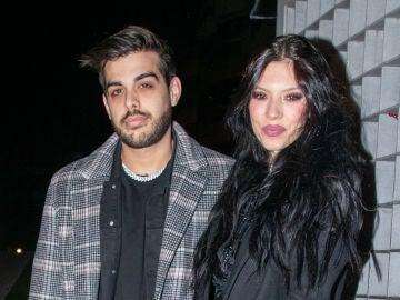 Álvaro Lobo y Alejandra Rubio
