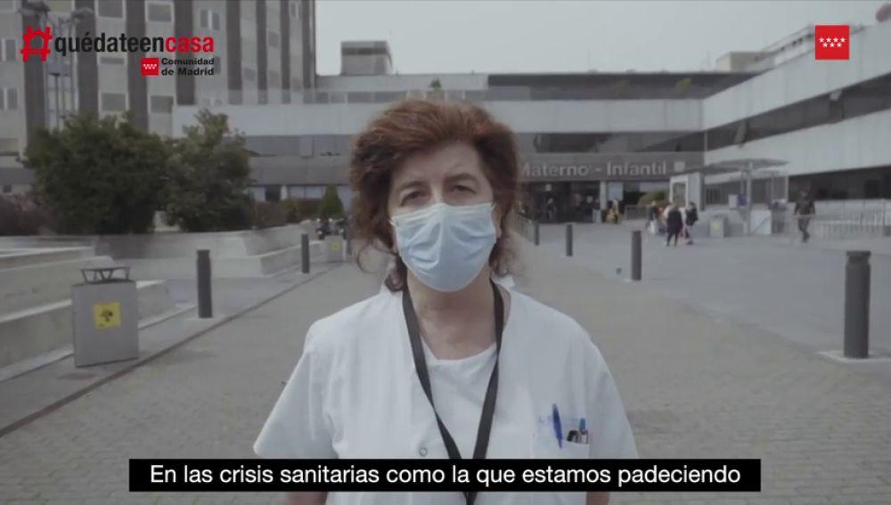 Los consejos de ayuda psicológica de la Comunidad de Madrid para los profesionales sanitarios en plena lucha contra el coronavirus