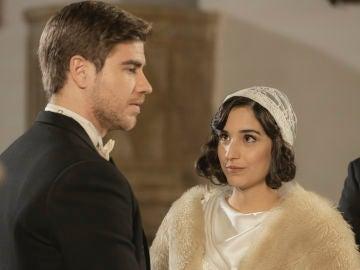 Suenan campanas de boda, ¿se darán Rosa y Adolfo el 'sí, quiero'?