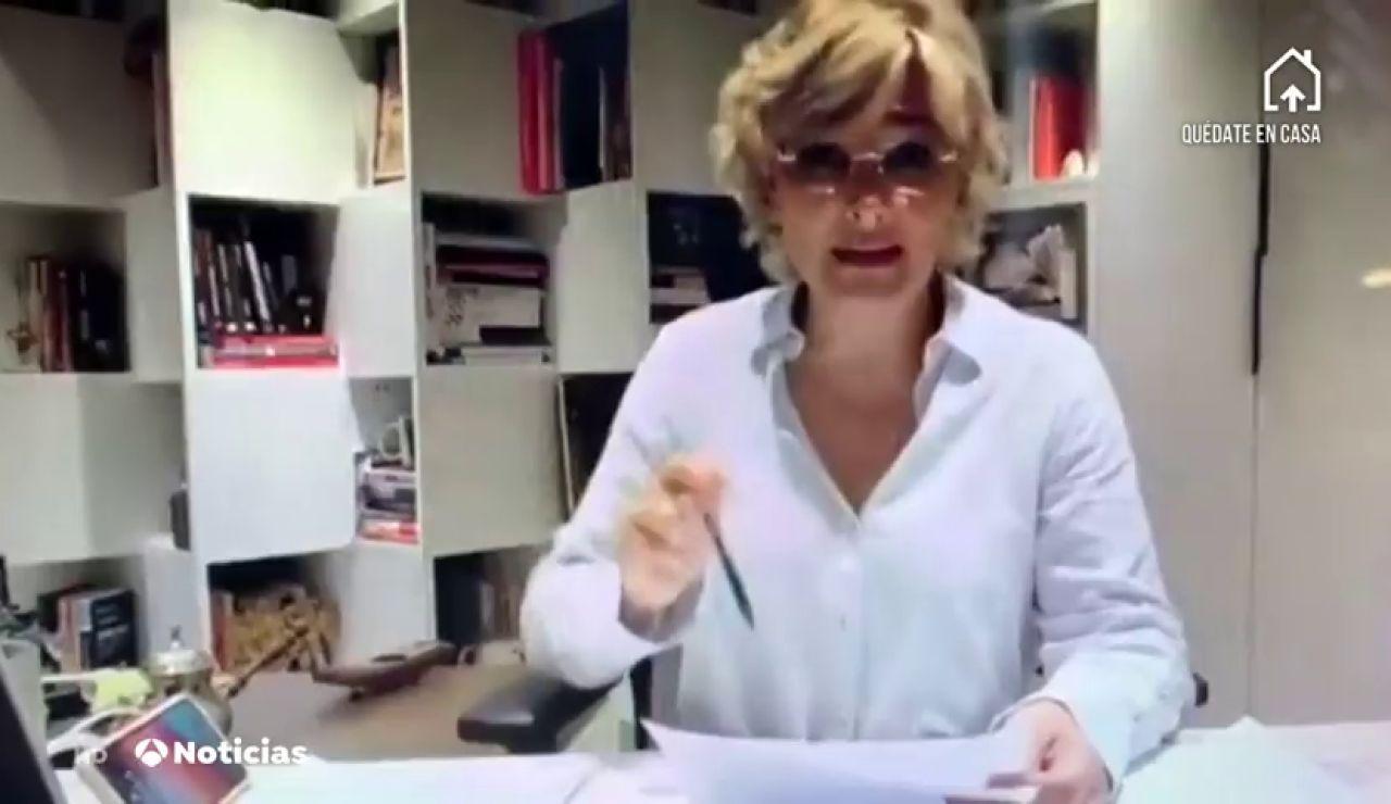La alcaldesa que impidió aterrizar un avión de Iberia en Guayaquil tiene coronavirus