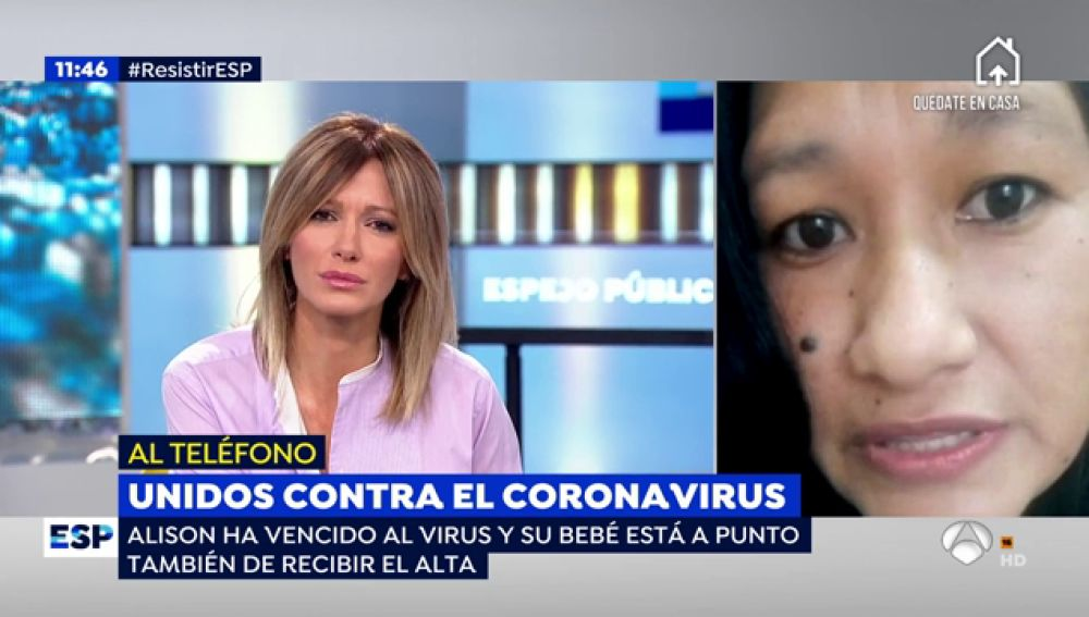 Supera el coronavirus.
