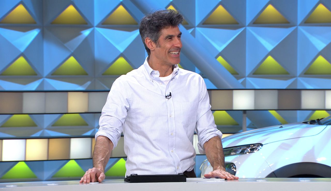 La divertida experiencia como padre de Jorge Fernández en 'La ruleta de la suerte'
