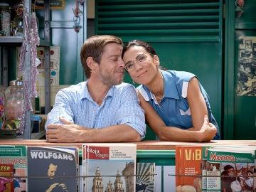 Los actores de 'Amar es para siempre' muestran su lado más solidario y se suman al #yomequedoencasa