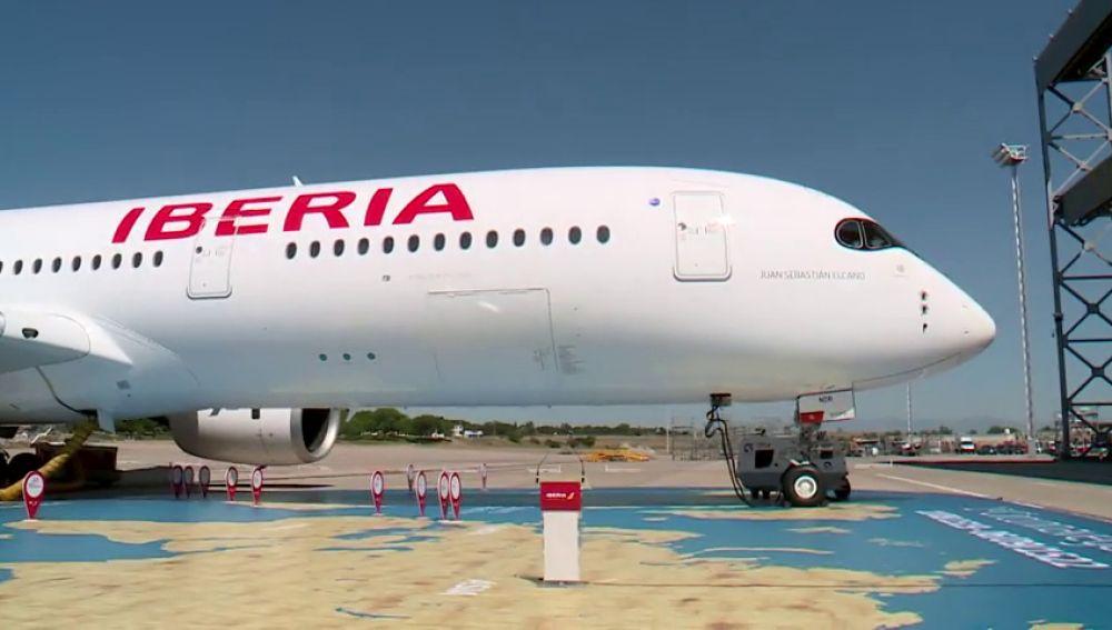 Iberia presenta un ERTE que afectará hasta al 90% de la plantilla para hacer frente al impacto del coronavirus
