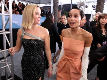 Reese Witherspoon y Zoe Kravitz
