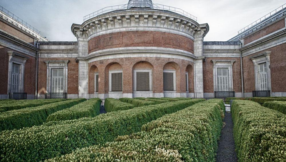 Parte de atrás del Museo del Prado