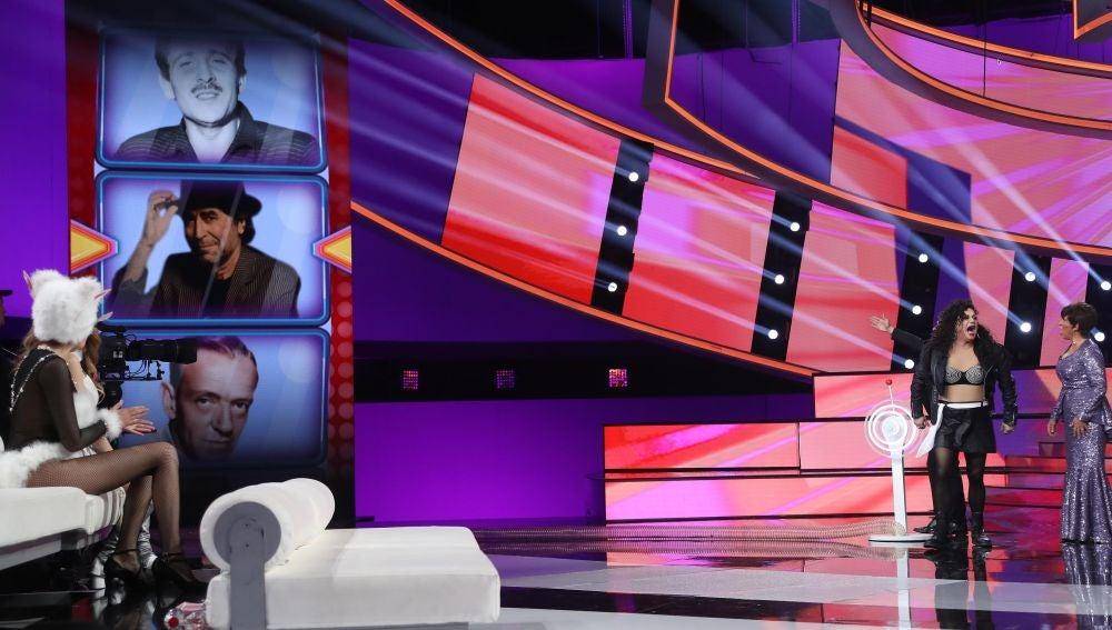 Joaquín Sabina, Carlos Rivera, Mariah Carey y Whitney Houston, entre las imitaciones de la duodécima gala de 'Tu cara me suena'