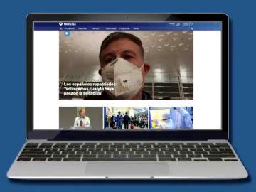 Atresmedia, grupo audiovisual líder en Internet con 24,8 millones de visitantes únicos