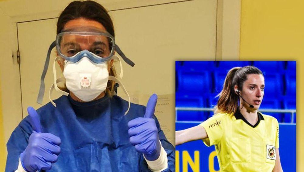Iragartze Fernández es enfermera en el Centro de Salud de Rekalde