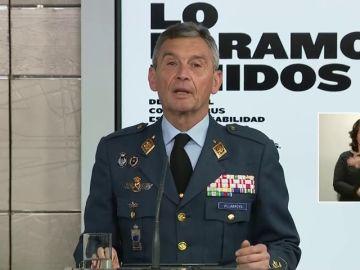 """El Jefe del Estado Mayor de la Defensa dice que """"en tiempos de guerra no hay viernes"""""""