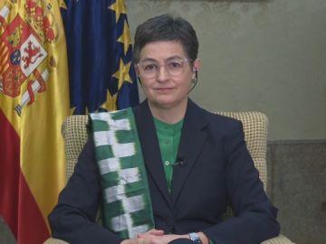 Arancha González Laya en Espejo Público