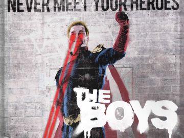 Póster de 'The Boys'