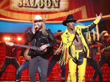 Gemeliers viajan por la 'Old town road' como Lil Nas X y Billy Ray Cyrus