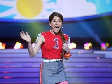 Sara Escudero divierte como María Isabel en 'Pues va a ser que no'