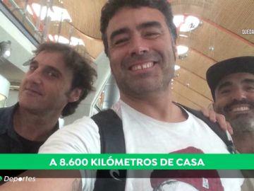 """Surfistas españoles, atrapados en El Salvador por el coronavirus: """"Queremos que nos saquen ya de aquí"""""""