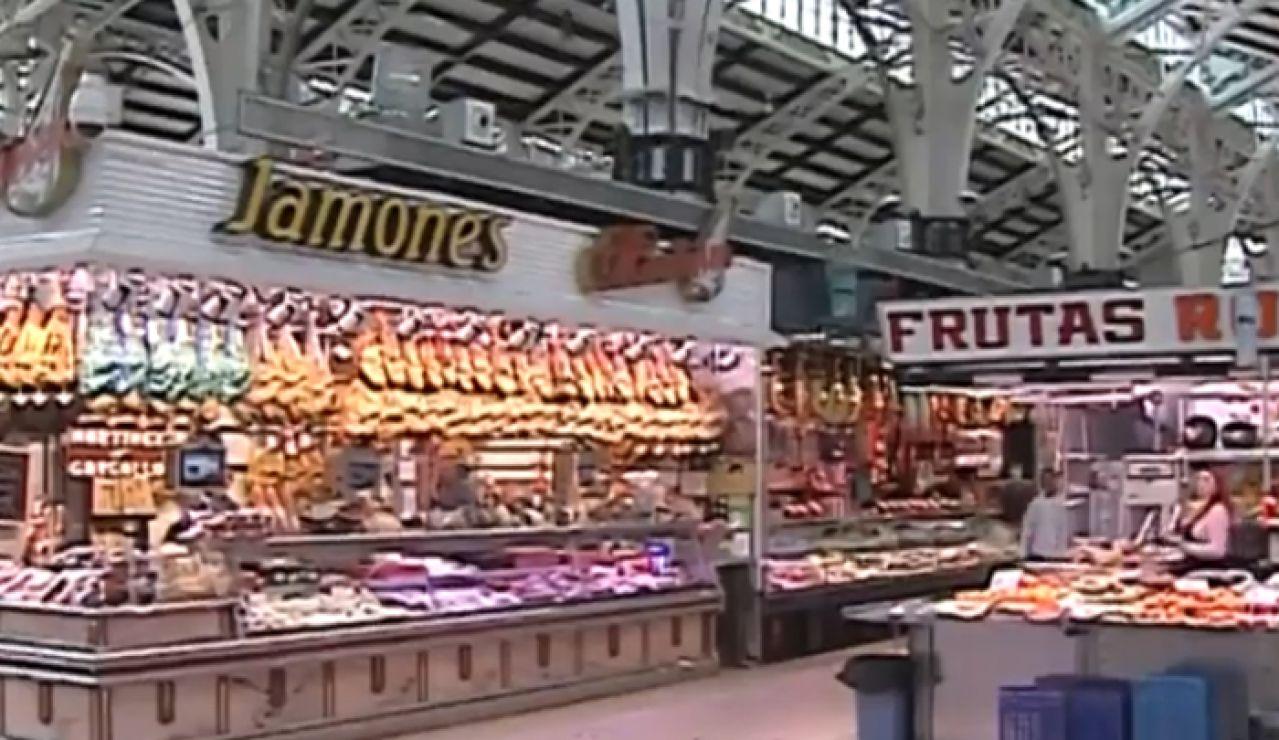 Multa de 60.000 euros al Mercado Central de Valencia