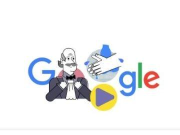 Doodle de Google.
