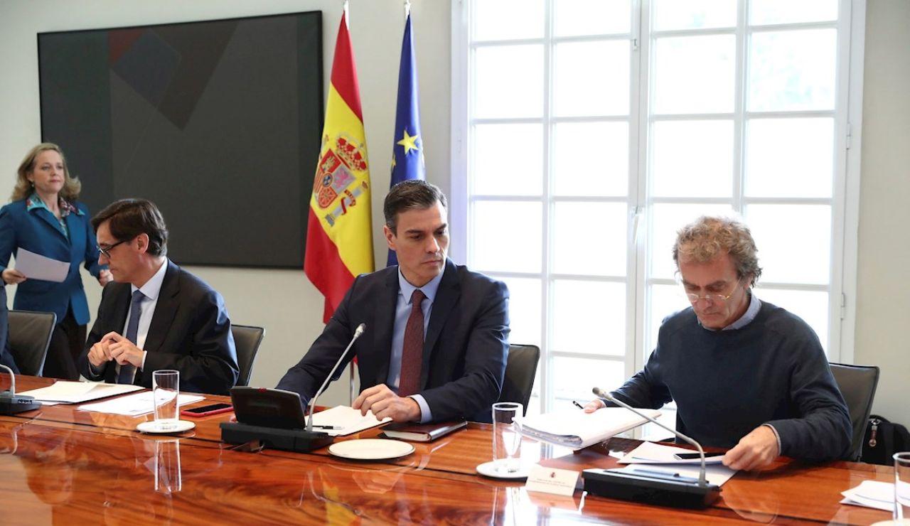 A3 Noticias Fin de Semana (21-03-20) Pedro Sánchez ha constituido este sábado el Comité Científico del Covid-19