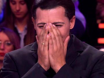 Las palabras de Lolita rompen a Jorge González en 'Tu cara me suena'