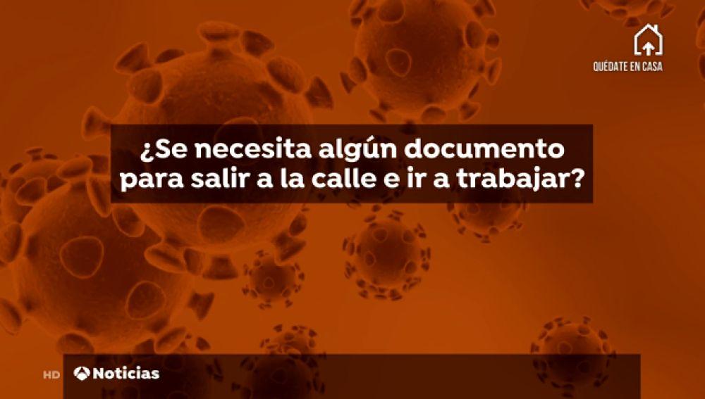 Algunas respuestas sobre lo que puedes hacer y lo que no durante el estado de alarma por coronavirus