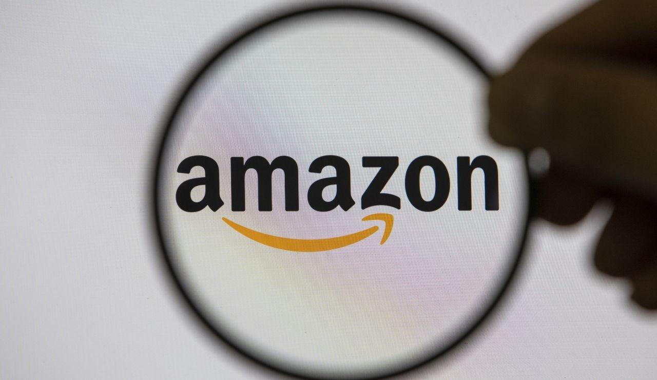 El logotipo de Amazon