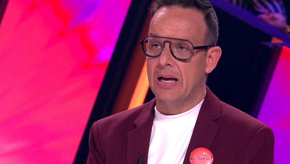 Àngel Llàcer desvela su posible ganador en 'Tu cara me suena'