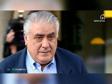 """Lorenzo Sanz continúa en estado grave y con """"nulas esperanzas"""" de superar el coronavirus"""