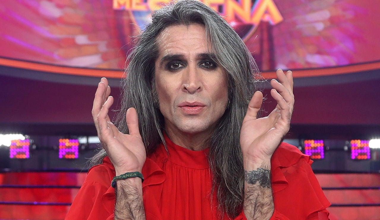Mario Vaquerizo, concursante de 'Tu cara me suena'