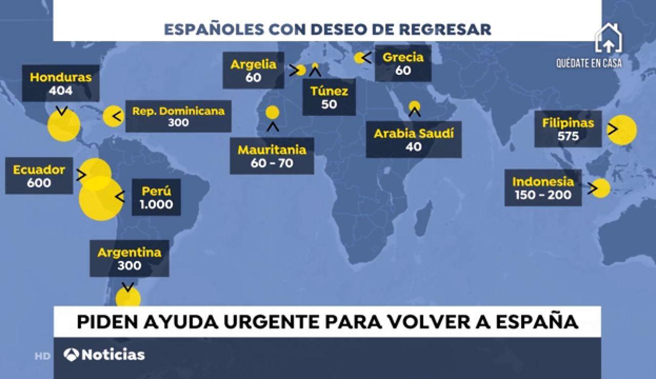 nueva españoles